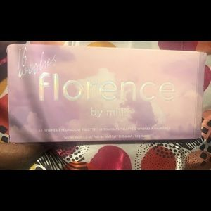 Mills 16 wishes Florence eyeshadow palette
